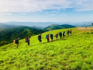Ta Nang-Phan Dung the most beautiful trekking tour in Viet Nam
