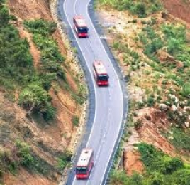 Travelling To Dalat