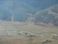 Daily trekking Langbian Mountain